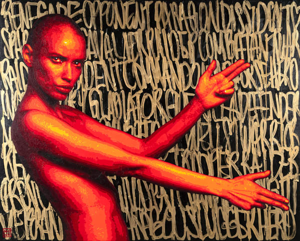 Killer B Art | Todd Monk Art