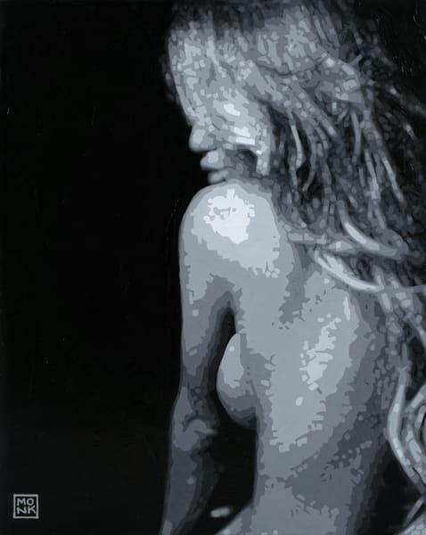 Worth The Wait Art | Todd Monk Art