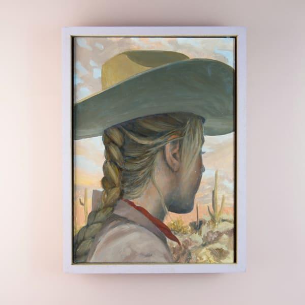 Cowgirl Braid Art | Kym Day Studio
