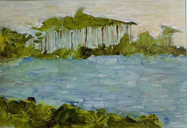 Western Lake Art | Julie Brown Art