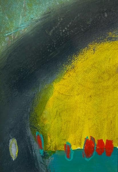 Dark Rainbow Art | Julie Brown Art