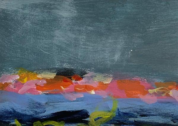 Starry Night Art | Julie Brown Art