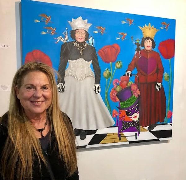 Pamela Reed Art | New Orleans Art Center