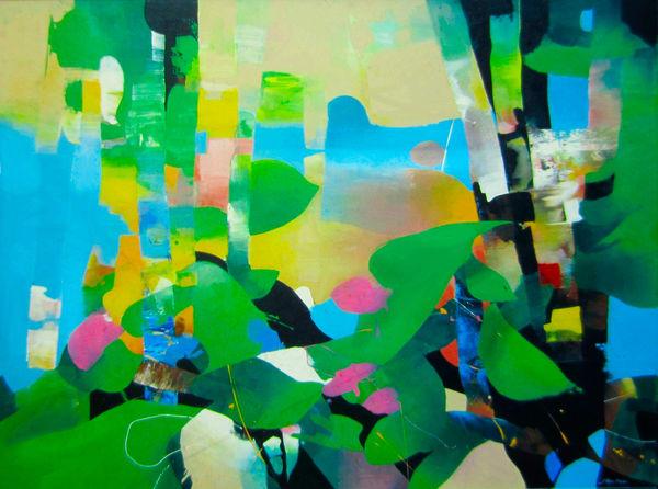 Jungle Beach Art | MANTHA DESIGN