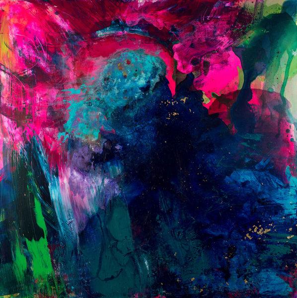Oh How She Unfurls Her Jewelled Petals Art | Éadaoin Glynn