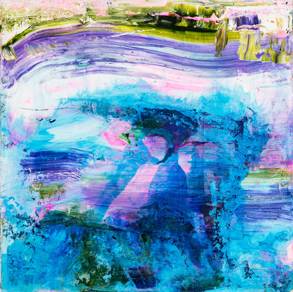 The Memory Of Flowers #1 Art   Éadaoin Glynn