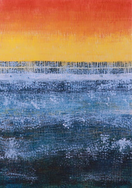 Breakers – Original Abstract Painting & Prints | Cynthia Coldren Fine Art