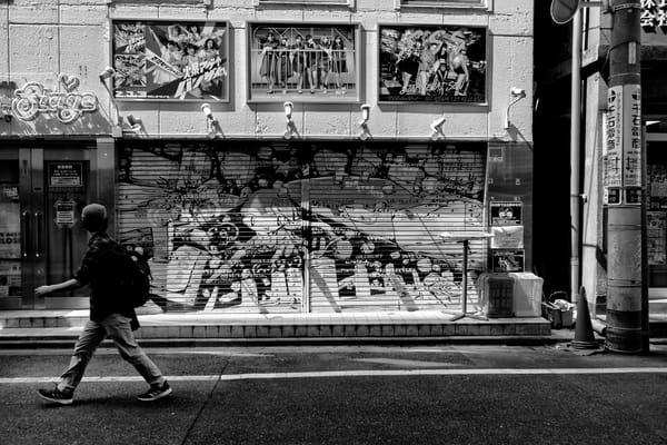 Street Art Photography Art | GW Fine Art Images