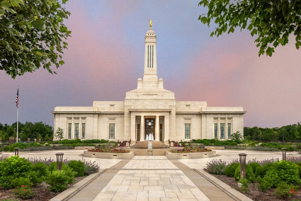 Indianapolis Indiana Temple