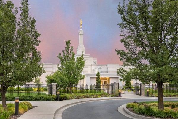 Spokane Washington Temple