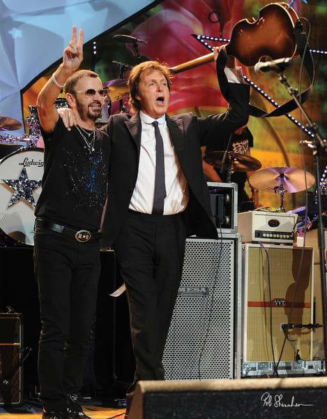 Ringo Starr, Paul McCartney