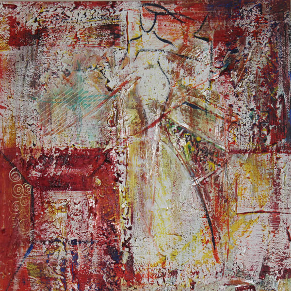 Harmony, Original Acrylic Painting