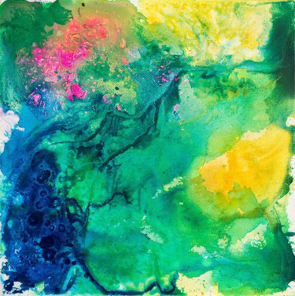 The Dreaming Of Flowers #3 Art   Éadaoin Glynn
