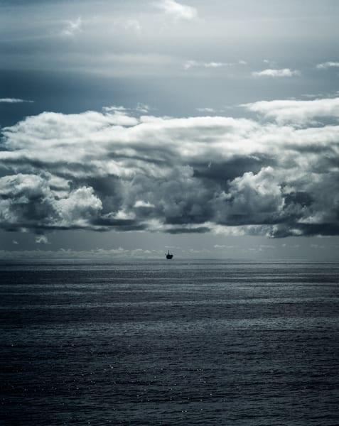 Oil Platform   Santa Barbara Photography Art | Julian Whatley Photography