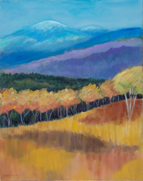 Mountain Color Art | lynnericson-fine-art.com