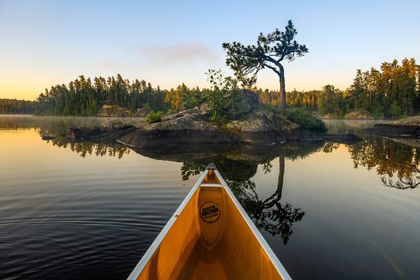 Ojibway Lake Sunrise