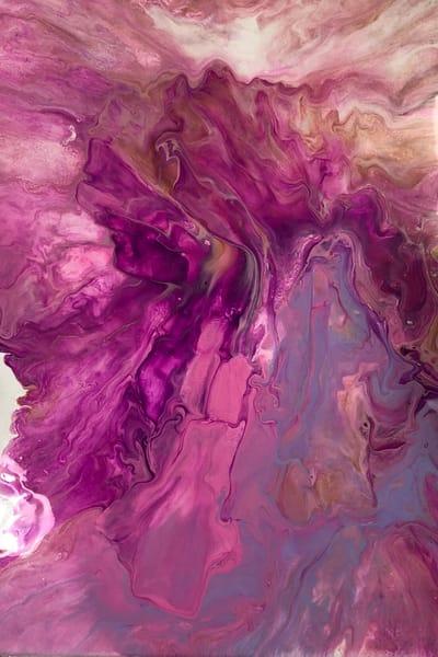 Fuchsia Sky Art | ArtAfter80