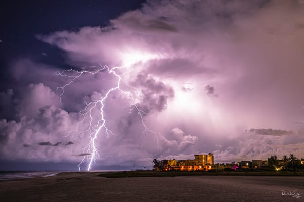 Bolt from Blue at Siesta Key