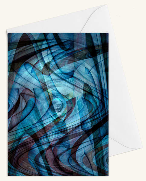 Hose B Blank 5x7 Card