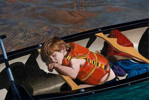 Journey's End Art | Roxana Sinex Art