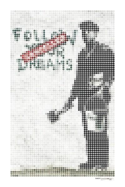 Bansky Follow Your Dreams Art | franciscovital.com