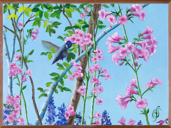 In Mama's Garden 4 Art | Roxana Sinex Art