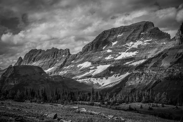 Logan Pass  Glacier Photography Art | Casey McFarland Photography