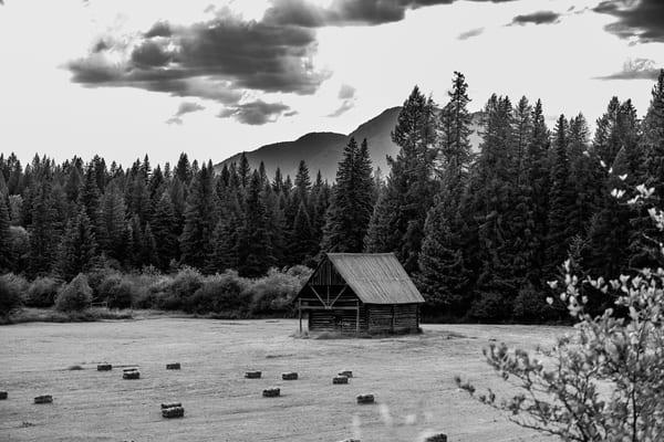 Martin City  Outside Of Glacier Photography Art | Casey McFarland Photography