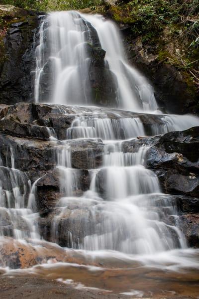 Laurel Falls Photography Art | Matt Cuda Nature Photography