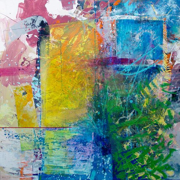 Amped Up Art | Eric T. Galbreath, Fine Art