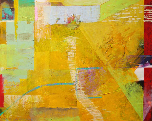 Blonde Art | Eric T. Galbreath, Fine Art