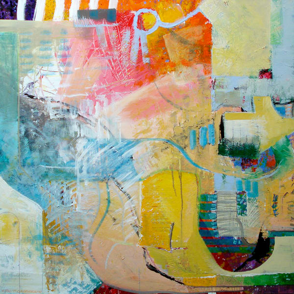 Intercept Ii Art | Eric T. Galbreath, Fine Art