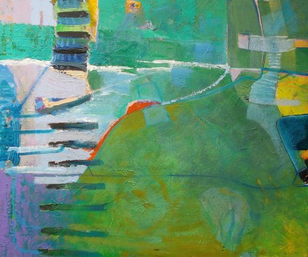 Standing Here Art | Eric T. Galbreath, Fine Art