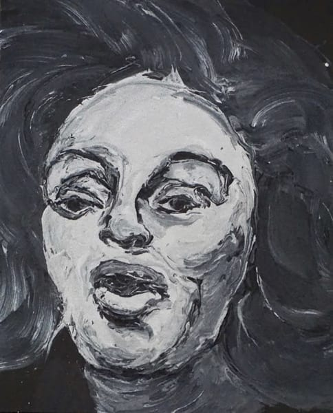 Leontyne Price In La Forza Art | Lila Lewis Irving