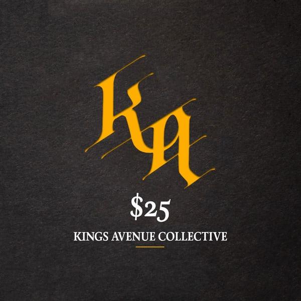 $25 Merch Gift Card | Kings Avenue Tattoo