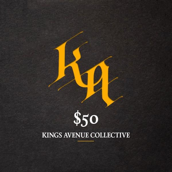 $50 Merch Gift Card | Kings Avenue Tattoo