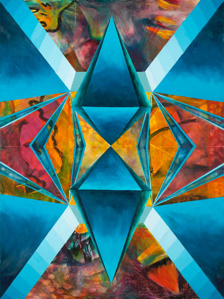Points Of Perception (Ar) Art   Mindbender Art