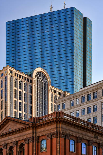 Boston Geometry | Shop Photography by Rick Berk