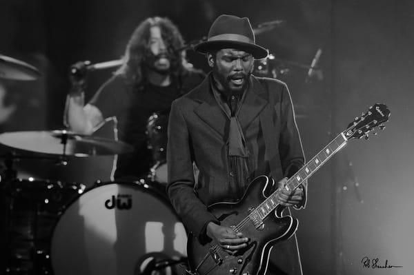 Dave Grohl Gary Clarke Jr Photography Art | Rob Shanahan Photography