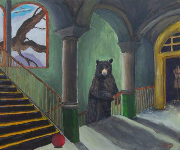 The Third Floor Art | Mystery Dinosaur Productions/Fae Yamaguchi Art