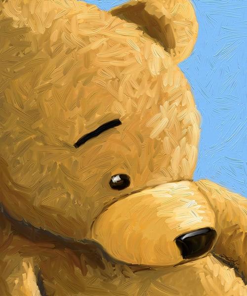 Painted Bear Art | keithpiccolo