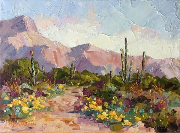 Desert Melody Art | Linda Star Landon Fine Art