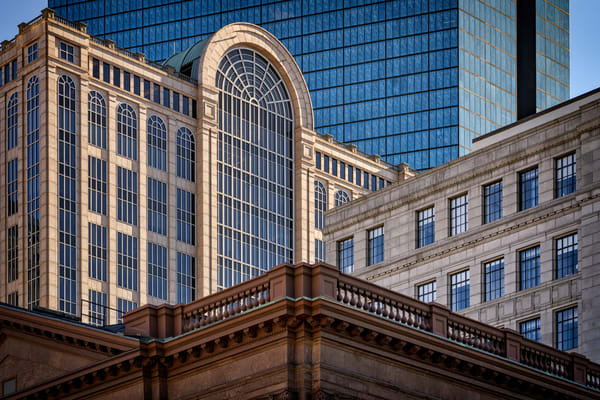 Boston Geometry II | Shop Photography by Rick Berk