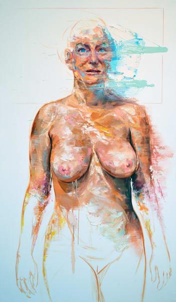 Étude De Femme Art   Mathieu Laca