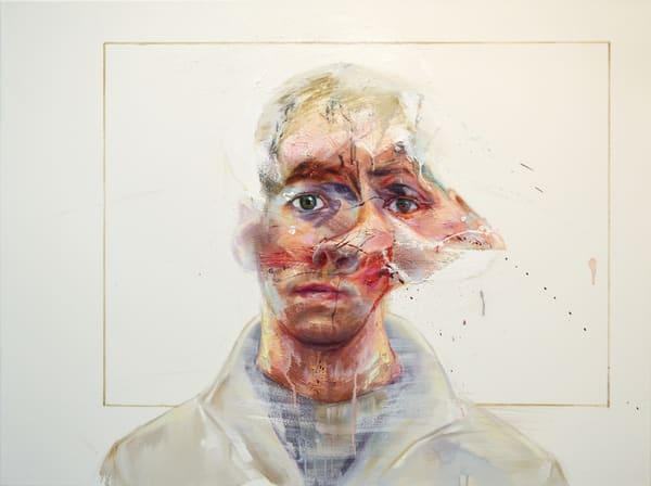 Self Portrait Study Art   Mathieu Laca