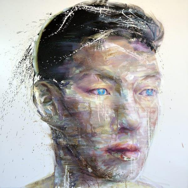 Head Study Xi V Art   Mathieu Laca
