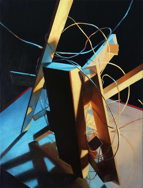 Unititled Construct 1 Art | Romanova Art