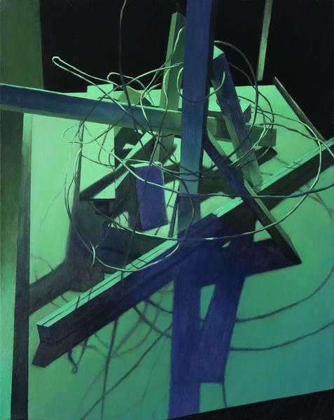 Unititled Construct 3 Art | Romanova Art