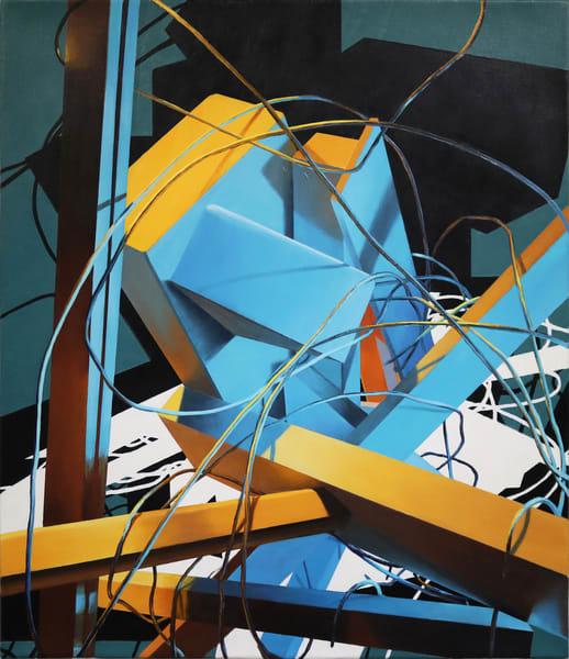 Untitled Construct 6 Art | Romanova Art