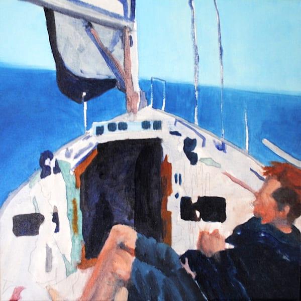 sailboat, maine, chris, summer, seascape
